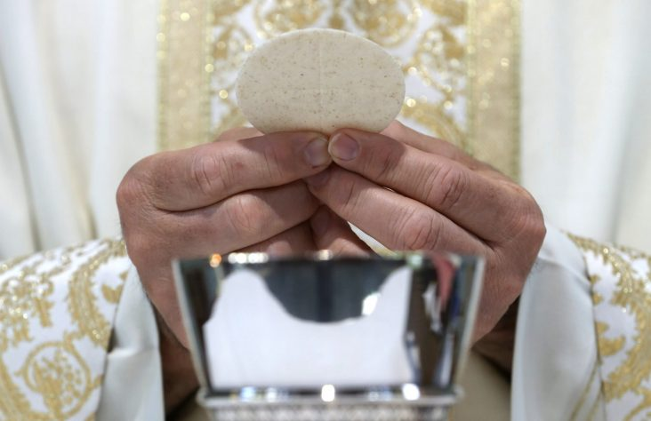 Interview: Bishop Kevin C. Rhoades on eucharistic consistency and the forthcoming bishops' statement