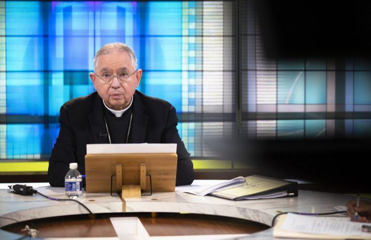 Communion proposal highlights bishops' meeting
