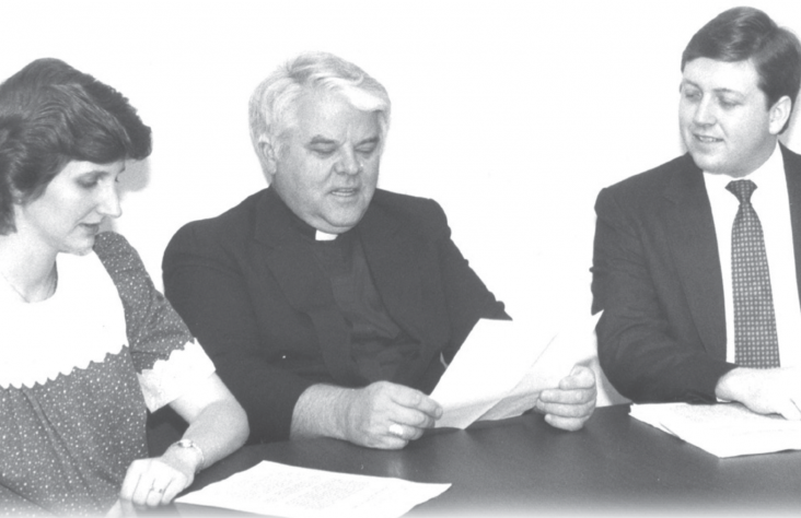 Deacon Everett pursuing call to mission work