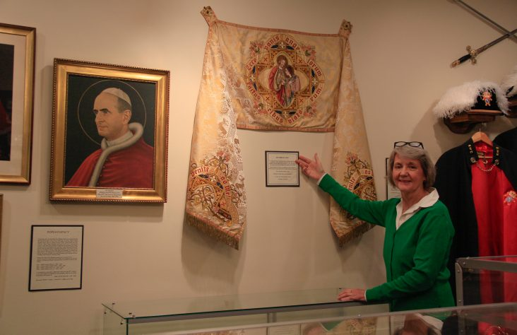 Imler appointed Diocesan Museum director