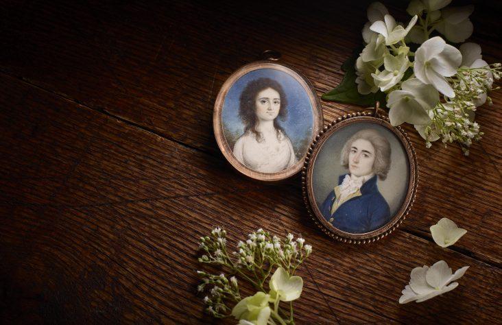Shrine welcomes items that belonged to St. Elizabeth Ann Seton