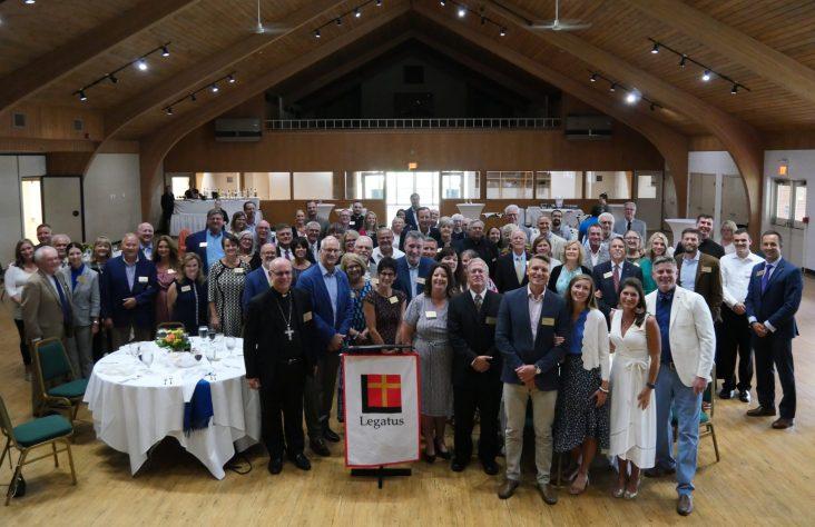 Business leaders unite in faith through Legatus