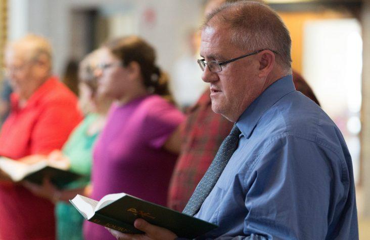 Illinois Catholic starts '52 Masses' tour of 50 states, D.C., Puerto Rico