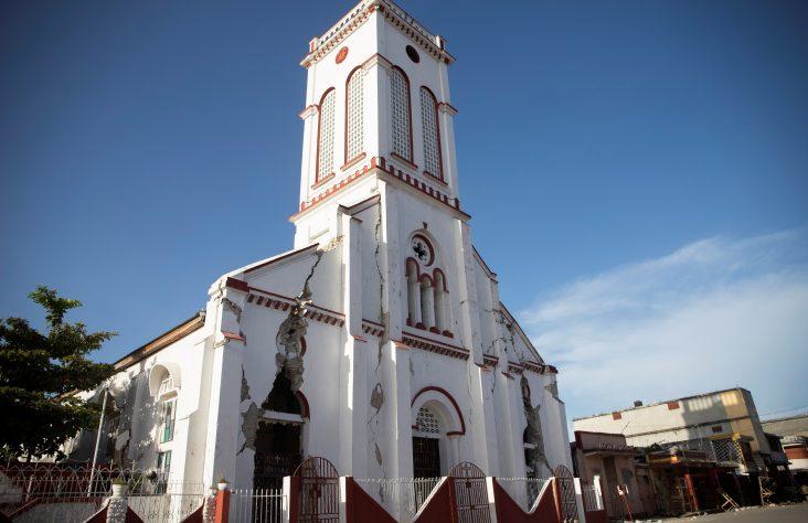 U.S. parishes, faith-based groups urge help for Haiti