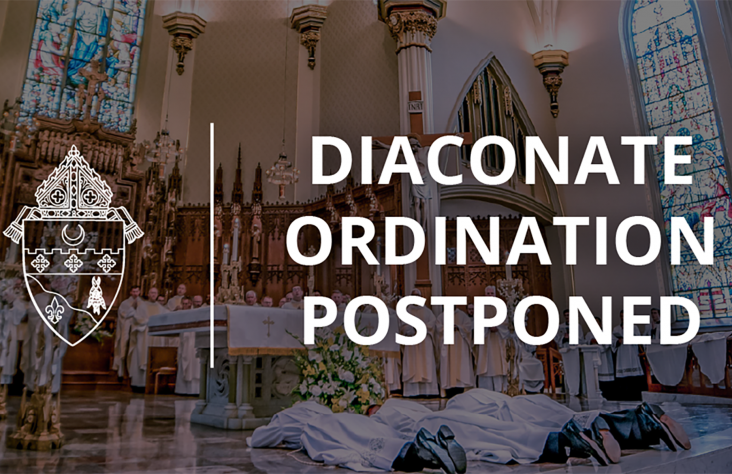 Fortin answers call to service in the diaconate