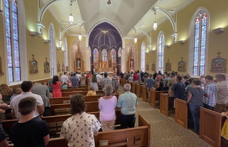 St. Louis, Besancon Parish marks 175-year anniversary