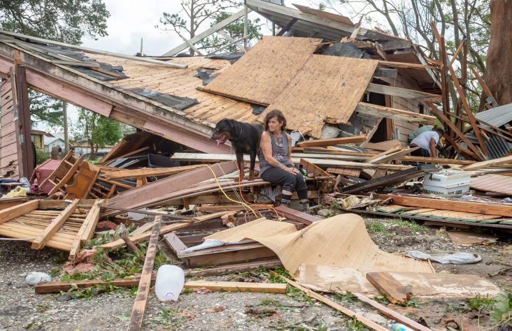 New Orleans archdiocese assesses damage from Hurricane Ida