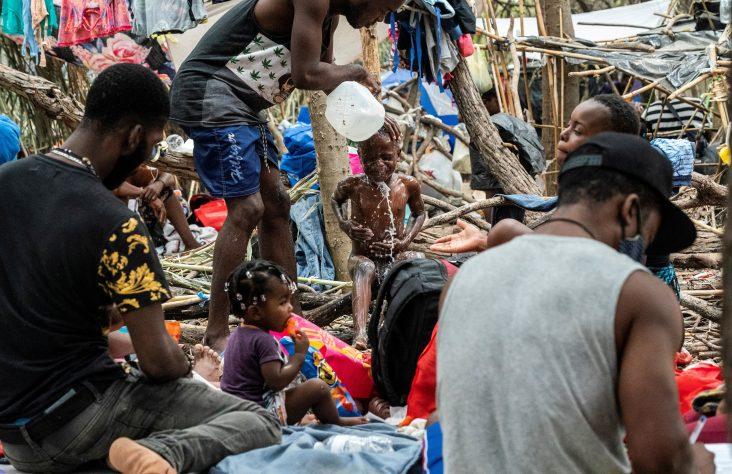 Humane treatment for Haitians urged by Catholic leaders