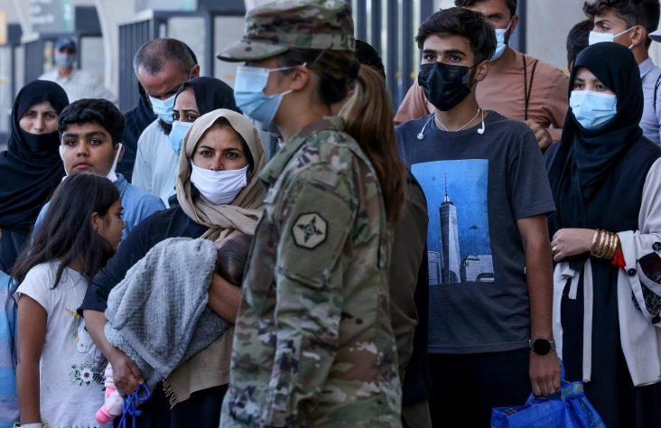 Catholic Charities helps Afghan evacuees during National Migration Week