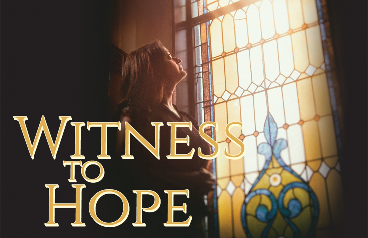 Annual Bishop's Appeal — Invited to be witnesses to hope