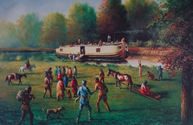 Mass, museum exhibits to recall 175th anniversary of Miami Tribe's removal