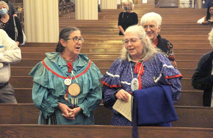 Mass brings recognition, healing on 175th anniversary of Miami Tribe members' removal from Indiana