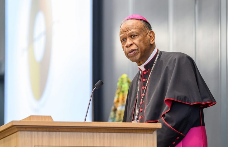 Effort needed to bridge racial divide in Church, society, says Black bishop